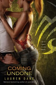 Coming Undone Cover