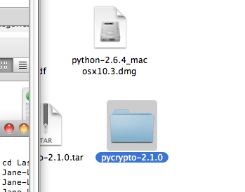 pycrypto folder download