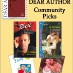 Dear Author Community Picks Bundle IX - JULY 2010