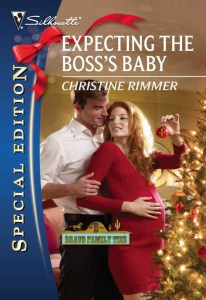 Expecting The Boss's Baby by Christine Rimmer