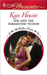 Zoe and the Tormented Tycoon  by 	Kate Hewitt