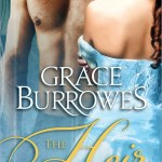 Grace Burrowes, Author of The Heir