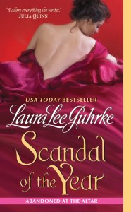 Scandal of the Year by Laura Lee Guhrke