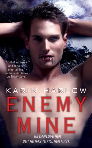 Enemy Mine by Karin Harlow