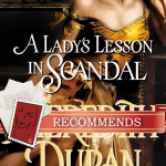 A Lady's Lesson in Scandal by Meredith Duran thumb