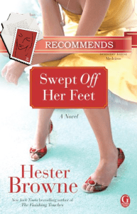 Swept Off Her Feet Hester Browne