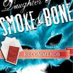 Daughter of Smoke and Bone Laini Taylor thumb