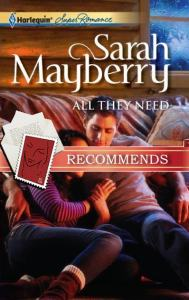 All They Need by Sarah Mayberry