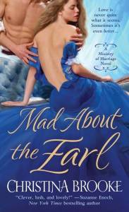 Mad About the Earl by Christina Brooke