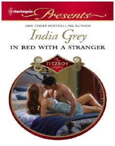 In Bed with a Stranger	India Grey