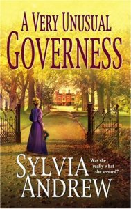 A Very Unusual Governess Sylvia Andrew