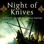 Night of Knives (Malazan Empire Series #1) by Ian C. Esslemont