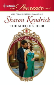 The Sheikh's Heir  by Sharon Kendrick