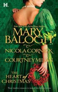 The Heart Of Christmas: A Handful Of Gold\The Season For Suitors\This Wicked Gift  By Mary Balogh,Nicola Cornick,Courtney Milan