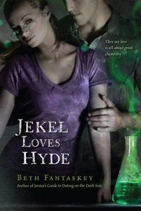 Jekel Loves Hyde Beth Fantaskey