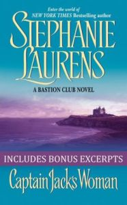 Captain Jack's Woman with Bonus Material  by     Stephanie Laurens