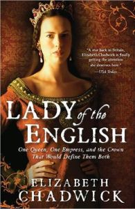 Lady of the English Elizabeth Chadwick