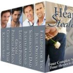 Heart Stealers   by     Kathryn Shay,     Patricia McLinn,     Judith Arnold,     Julie Ortolon