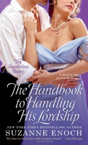 The Handbook to Handling His Lordship  Suzanne Enoch