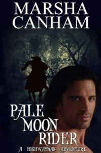 Pale Moon Rider by Marsha Canham