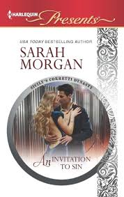 Invitation to Sin by Sarah Morgan