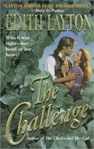 The Challenge by Edith Layton