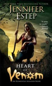 Heart of Venom Jennifer Estep
