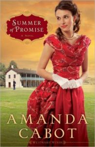 Summer of Promise (Westward Winds Series #1) by Amanda Cabot