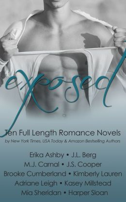 Exposed Anthology by Brooke Cumberland