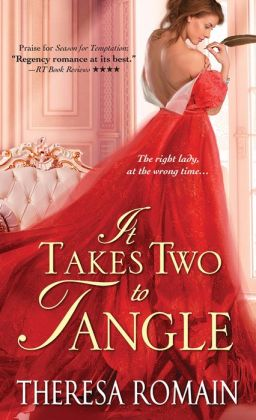 It Takes Two to Tangle (Matchmaker)  by Theresa Romain