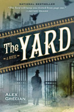 The Yard (Scotland Yard's Murder Squad)  by Alex Grecian