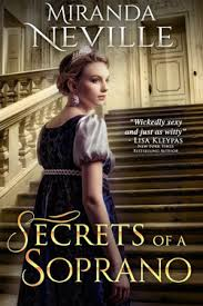 JOINT REVIEW: Secrets of a Soprano by Miranda Neville