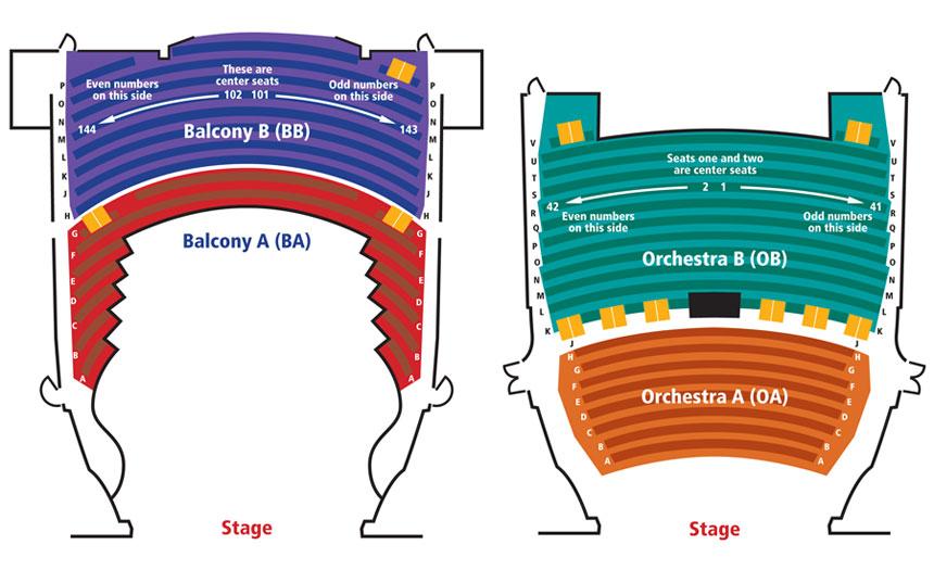 Hubbard Ballroom Facilities Dearborn Theater
