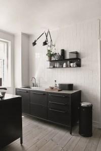 Black Kitchen Inspiration from Vipp