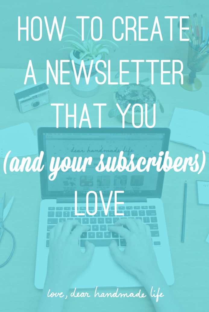 How to create a newsletter that you (and your subscribers) love - office newsletter