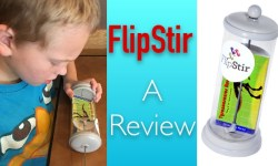 FlipStir feature