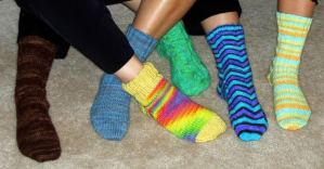 mismatch socks different colors dear kid love mom