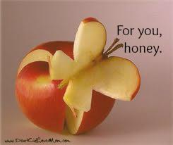 apple-butterfly-honey
