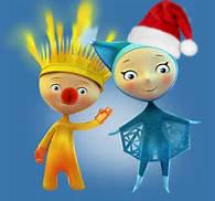 Santa Sochi Winter Olympics DearKidLoveMom.com