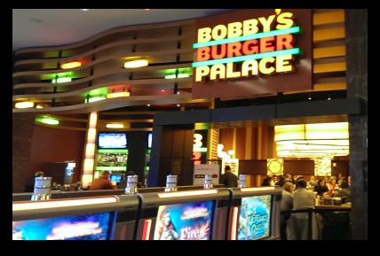 Horseshoe Casino Bobby Flay's Burgers DearKidLoveMom.com