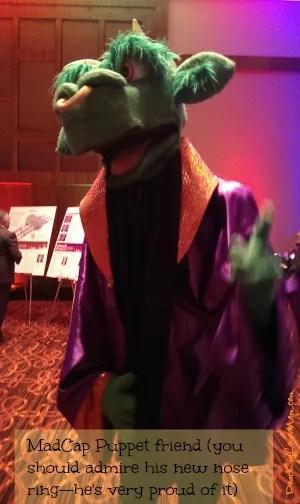 MadCap Puppets Horseshoe Casino DearKidLoveMom.com