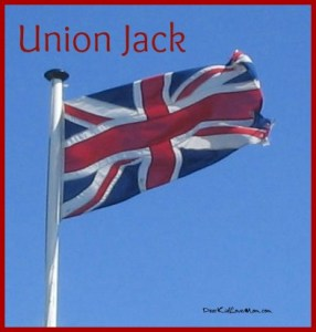 Union Jack DearKidLoveMom.com