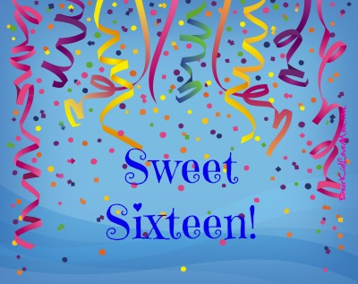 How to Plan a Sweet Sixteen Party in 16 Easy Steps DearKidLoveMom.com