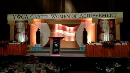 YWCA Women of Achievement Awards DearKidLoveMom.com