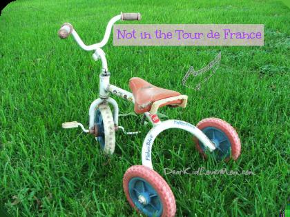 All about the Tour de France. DearKidLoveMom.com