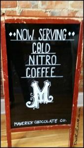 Cold Nitro Coffee. Really. DearKidLoveMom.com
