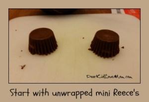 Chocolate Mortar Boards. Step 1. Happy Graduation! DearKidLoveMom.com
