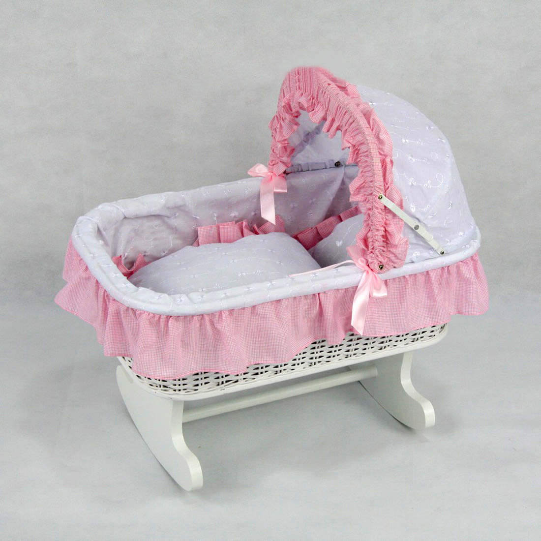 Baby Rocker Bed Doll Accessories Doll Carriages Strollers Carriers