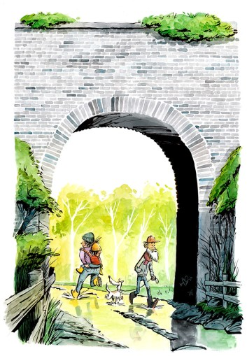 Mike_Deas_Illustration_Tunnel