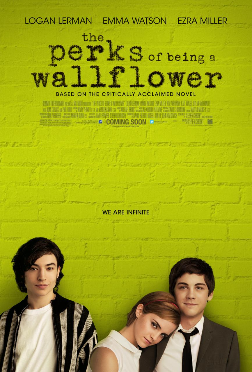 wallflower at a sex party